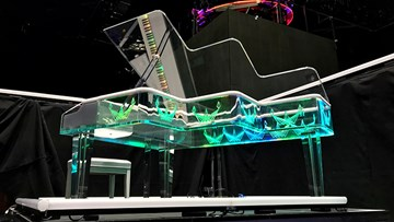 Talbot Designs take Perspex® Acrylic center stage on KYGO World tour